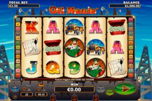 Oil Mania Netgen Gaming