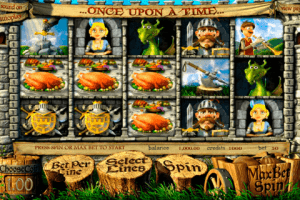 Once Upon A Time Betsoft