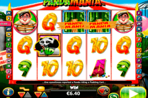 Pandamania Netgen Gaming