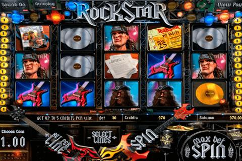 rock star betsoft