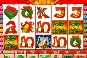 Santa Surprise Playtech Free Slot