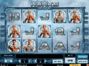 Scandinavian Hunks Playn Go