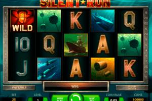 Silent Run Netent