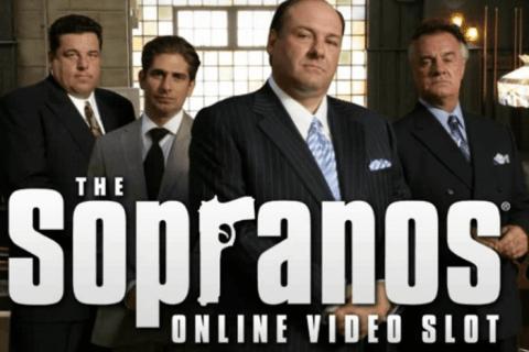 sopranos Playtech
