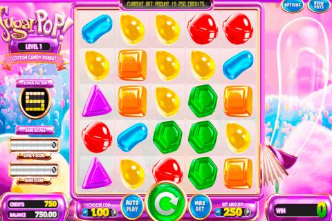 sugar pop betsoft