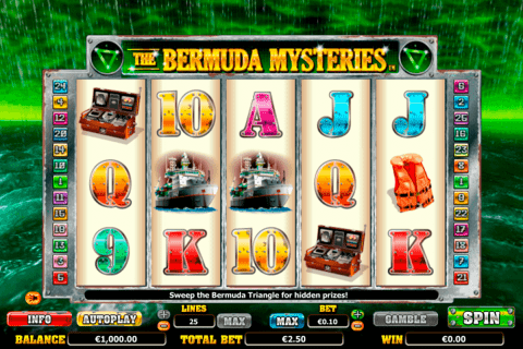 the bermuda mysteries netgen gaming