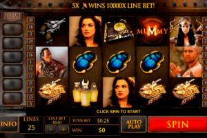 The Mummy Playtech Free Slot