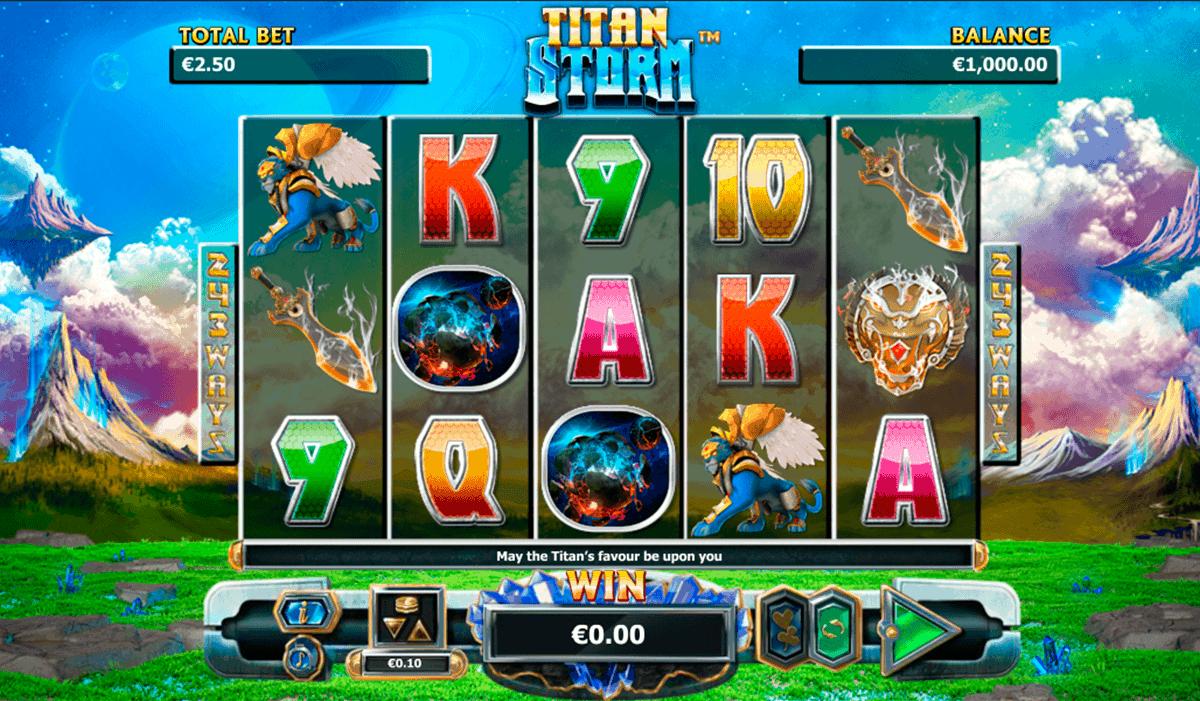 titan storm netgen gaming
