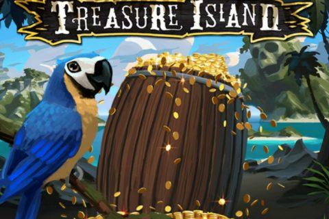 treasure island slot microgaming