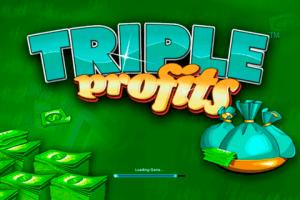 Triple Profits Playtech Free Slot