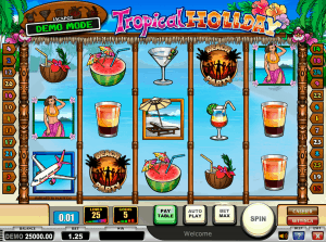 Tropical Holiday Playn Go