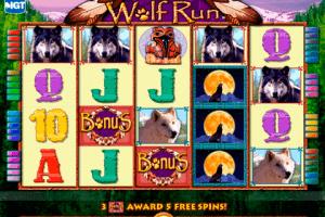 Wolf Run Igt Free Slot