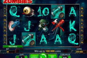 Zombies Netent